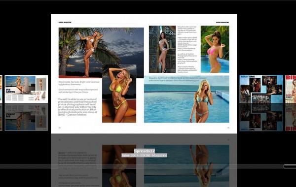 BIKINI magazine – IBMS Cancun 2014