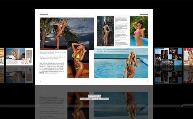 Bikini-Magazine – IBMS 2014