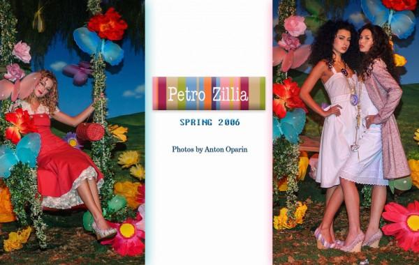 Petro Zillia – Spring 2006
