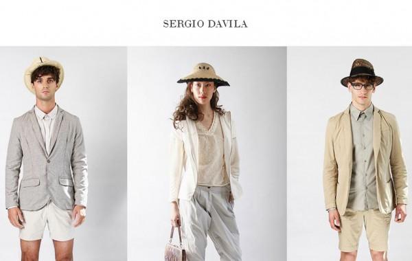 Sergio Davila SS14 – Lookbook