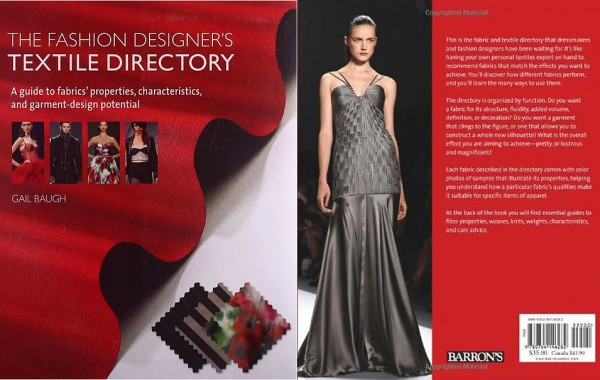 This valuable materials directory for professional dressmakers and fashion designers