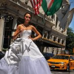 Wedding at Central Park, NY - Plaza Hotel